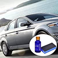 Car Ceramic Coating, Womdee 9H Auto Ceramics Coating Kit Anti-Scratch Super Hydrophobic Glass Coating Car Polish Liquid Ceramic Coat Auto Detailing Glass Coat Care 30ML (1PCS)