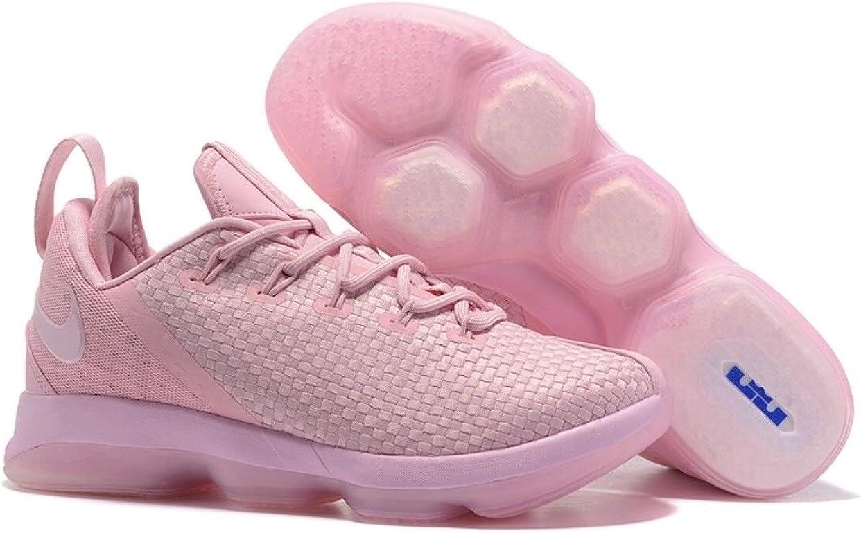 Nike 878636-600 Lebron XIV Low Prism