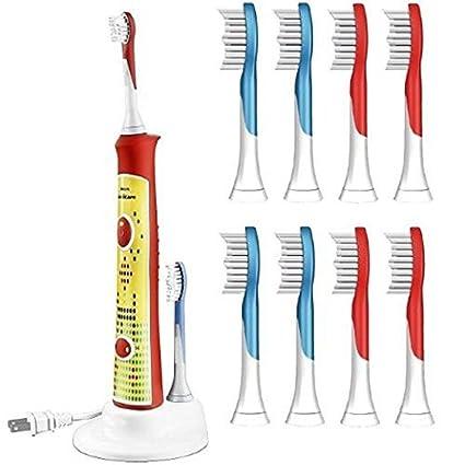 Genkent, cabezales para cepillo de dientes eléctrico Philips Sonicare HX6044,