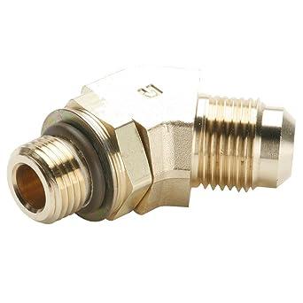 "M16 x 1.5mm 3//8"" Pipe Male Brass brake pipe nut"