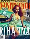 Vanity Fair Magazine (November, 2015) Rihanna Cover