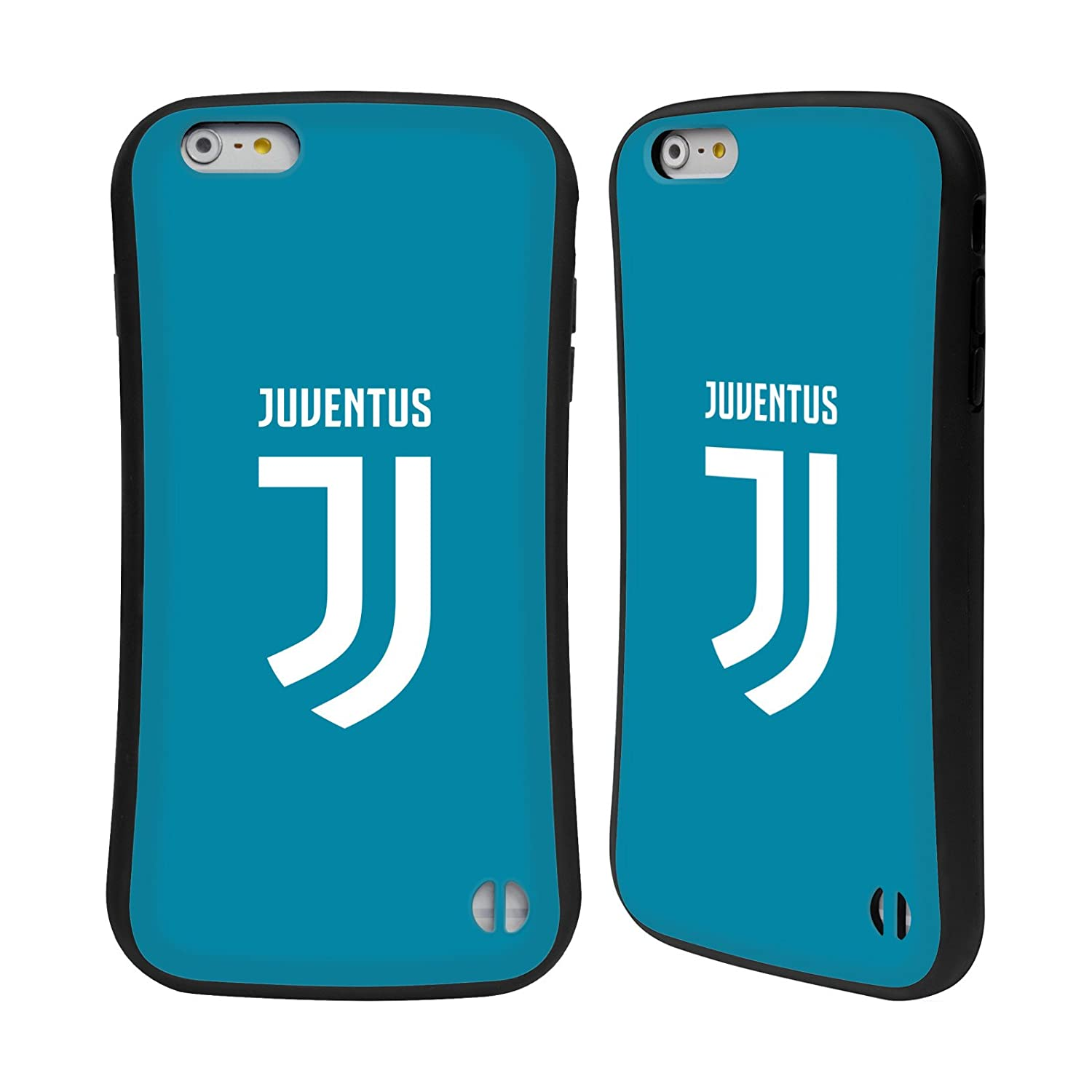 Head Case Designs Ufficiale Juventus Football Club In Casa 2017/18 Race Kit Case Ibrida per Apple iPhone 7/iPhone 8 HHYBK-IPH7-JFCRKT-HOM