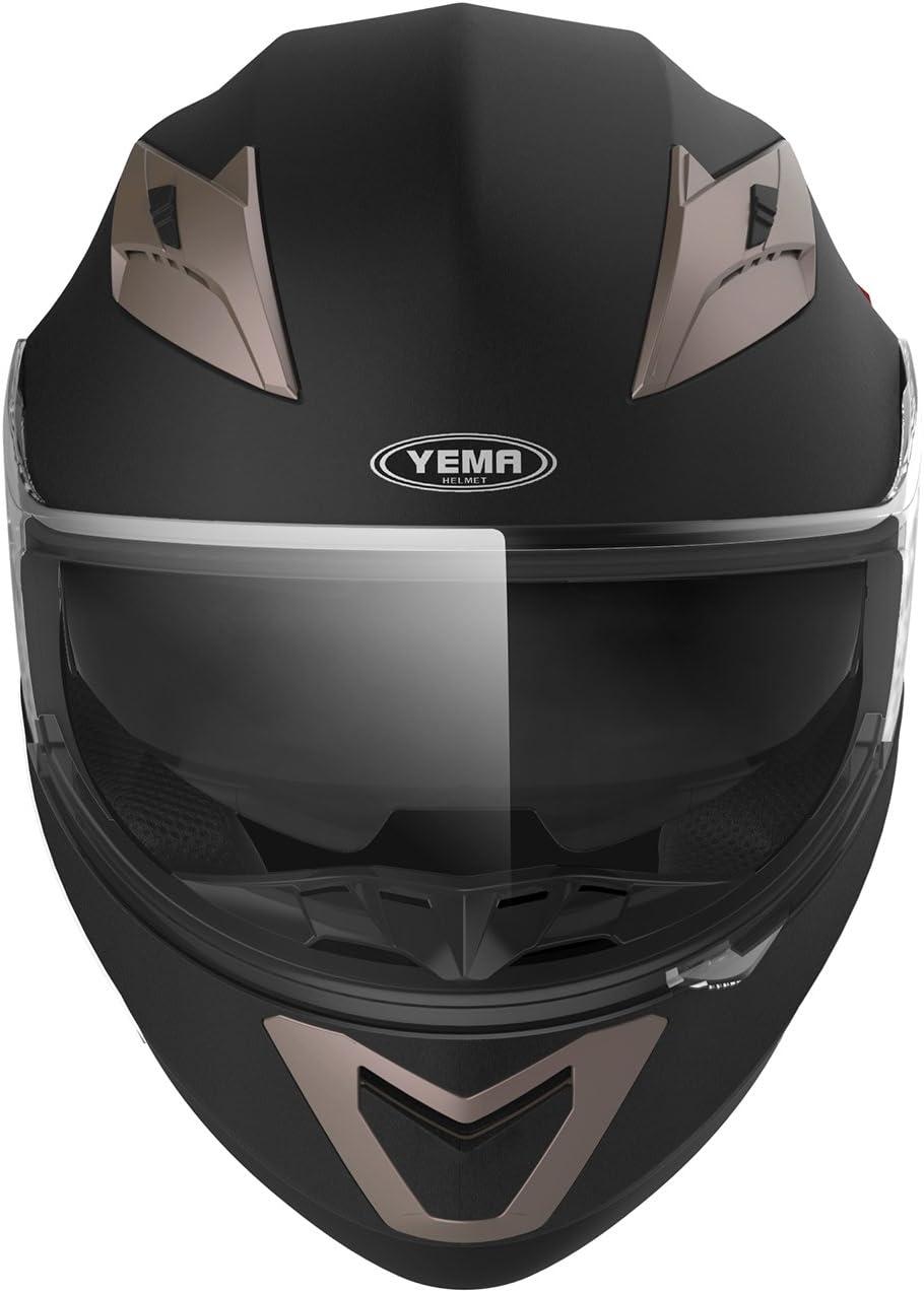 YEMA YM-829 Motorbike Moped Street Bike Racing Casco Moto Helmet