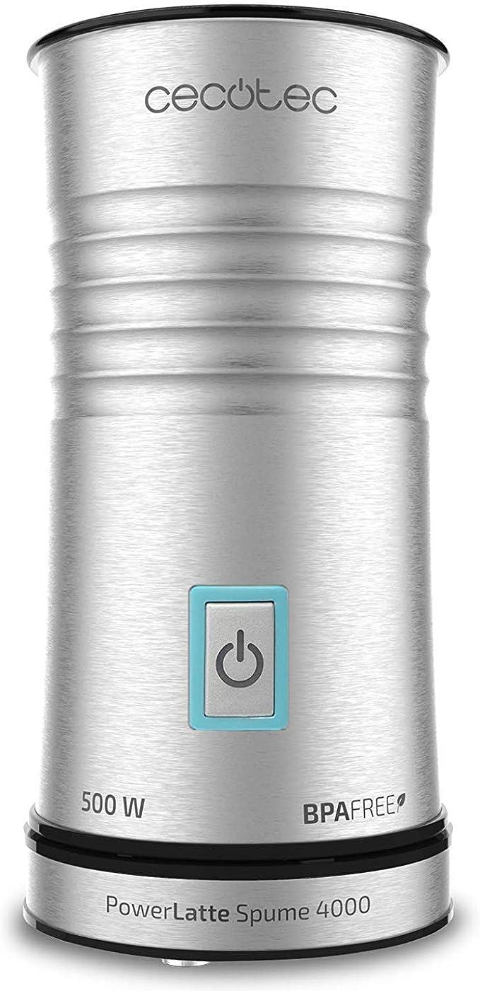 Cecotec Robot Aspirador Conga Serie 3690 Absolute + Espumador de leche Power Latte Spume 4000: Amazon.es: Hogar