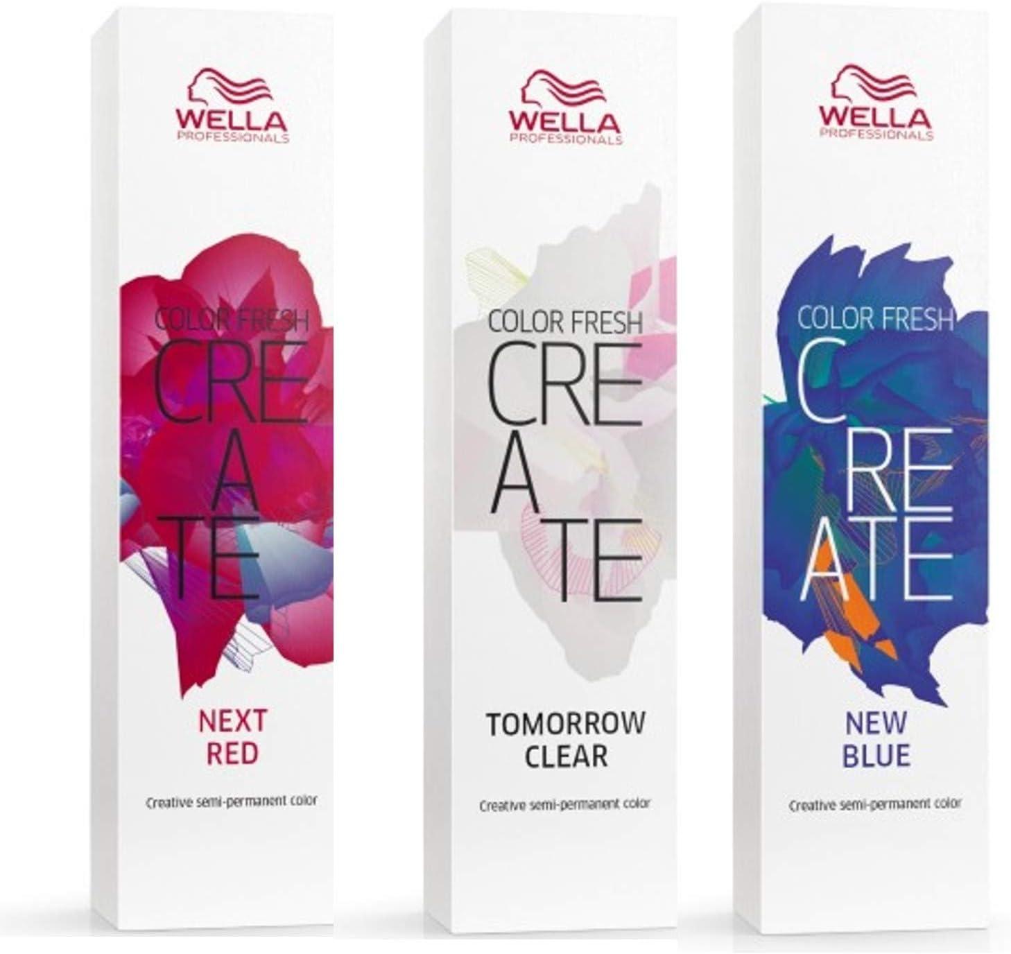 Wella Color Fresh Create 9819/6, 60 ml