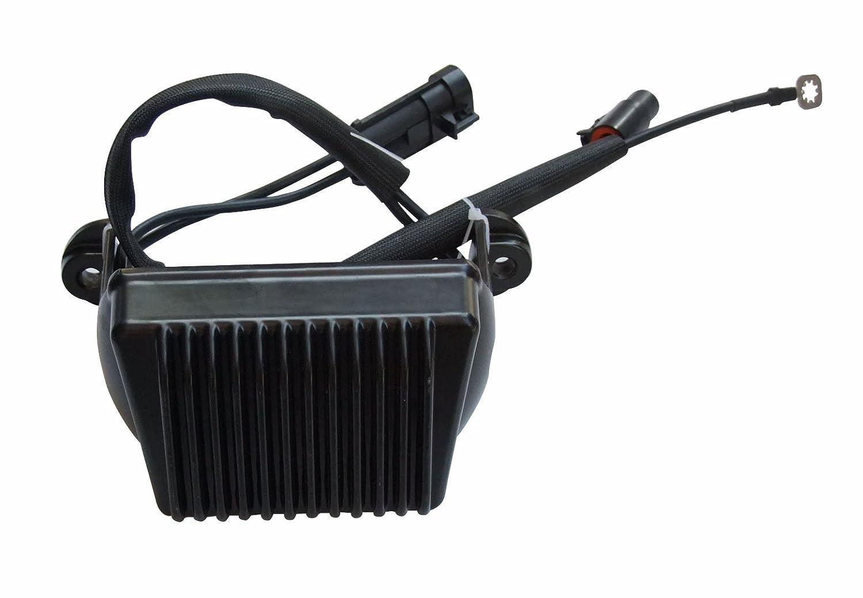 shamofeng Voltage Regulator//Rectifier 12-Volt For 2004 2005 Harley Davidson Dyna MODELS FLT FLH,74505-04