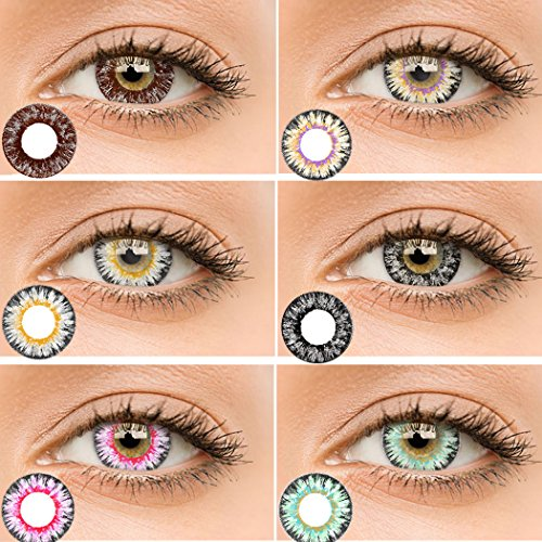 Contact Lenses For Black Women