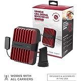 weBoost Drive Reach (470154) Vehicle Cell Phone Signal Booster | Car, Truck, Van, or SUV | U.S. Company | All U.S…