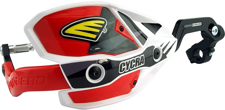 Cycra Probend CRM Factory Edition Handguard 7//8in Red 1CYC-7405-33X