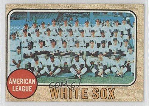Chicago White Sox Team (Baseball Card) 1968 Topps - [Base] #424