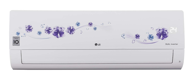LG 1 Ton 5 Star Inverter Split AC