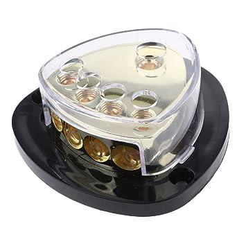 Baoblaze 60A Auto Lautsprecher Audio Verstärker: Amazon.de: Elektronik