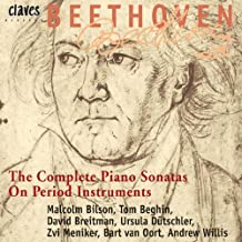 Beethoven : The Complete 32 Piano Sonatas on Period Instruments (In addition, the three Bonn - Kurfürsten - Sonatas)
