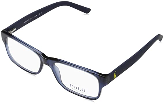 094f7bec804 Image Unavailable. Image not available for. Color  Polo Men s PH2117  Eyeglasses Navy Blue 54mm