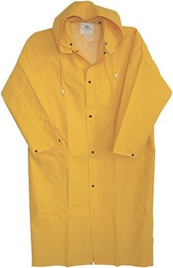 Boss Pvc Raincoat 48 Long - 35 Mil