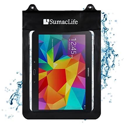 reputable site 18458 18308 Amazon.com: 7 8 9 10.5 Inch Waterproof Tablet Pouch Dry Bag Case ...