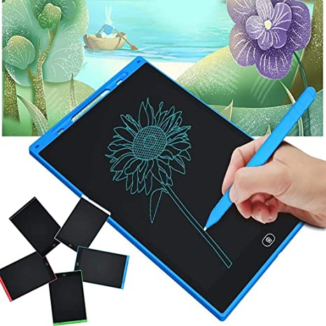 MUDEREK 4.4inch Portable Practical Reusable LCD Writing Drawing Tablet Board Tablets