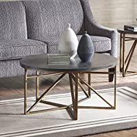 Madison Coffee Table Antique Bronze See below