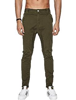 e9602d1cf8 Pantalones Nena Pasadena Commander Olive 28 Rosa  Amazon.es  Ropa y ...