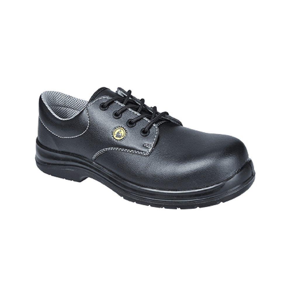 Portwest FC01 Sicherheitsschuh ESD S1 36/3, 41, schwarz