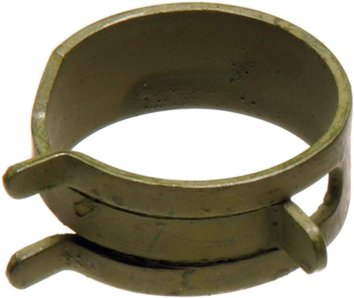The Hillman Group 59735 Spring Action Hose Clamp, 9/16-Inch, 20-Pack