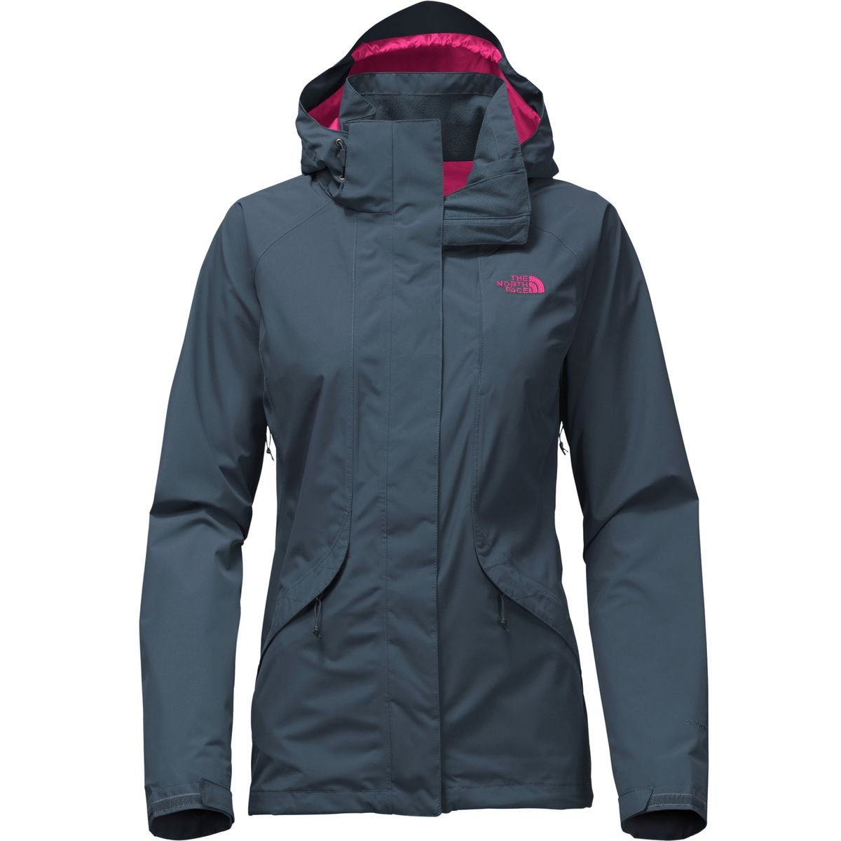 Ink bluee The North Face Women's Boundary Triclimate Jacket