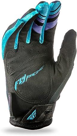 Fly Motocross Mtb 2016 Handschuhe Kinetic Lady Purple Blau Sport Freizeit