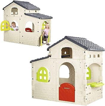Comprar FEBER - Candy House, Casita infantil para el jardín (Famosa 800012221)