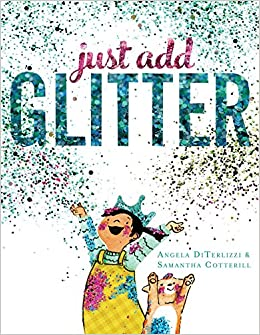 Image result for just add glitter book