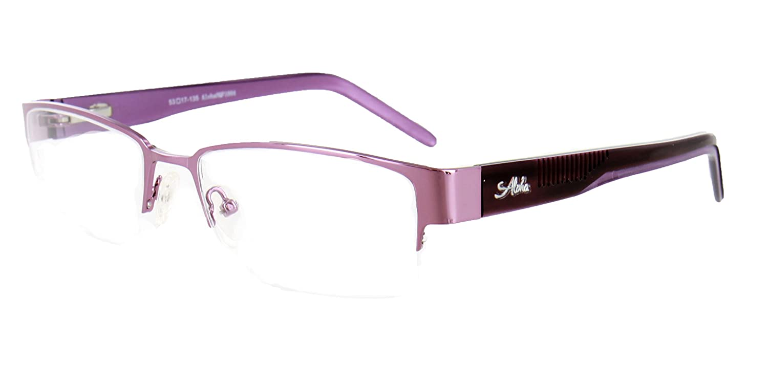 22c527d7d61 Amazon.com  Aloha Eyewear Tek Spex 1004 Unisex Photo-Chromatic Progressive  Bifocal Reader Glasses Sunglasses (Pink +1.50)  Health   Personal Care