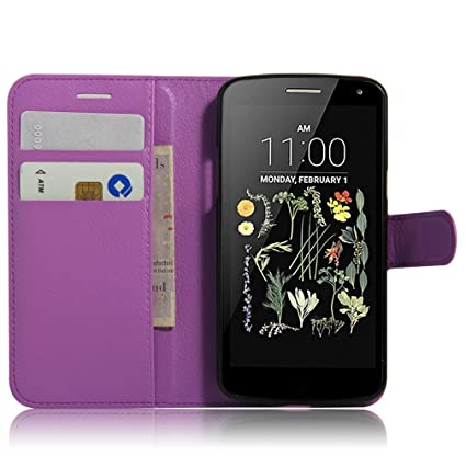 Amazon.com: LG K5 Case–Manyip PU Leather Stand Wallet Flip ...