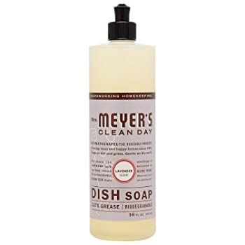 Mrs. Meyer's Clean Day Lavender Hand Dish Soap