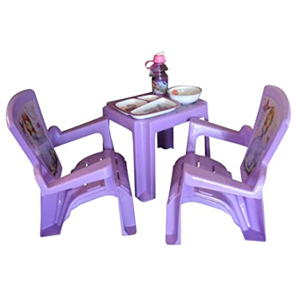 Children Sofia The First Adirondack Table Set With Matching
