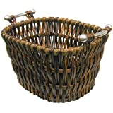 Bampton Medium Fireside Fireplace Log Carrying Basket by Galleon fireplaces