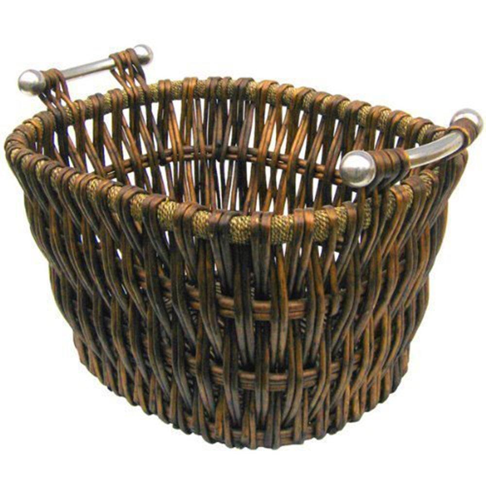 Bampton Medium Fireside Fireplace Log Carrying Basket by Manor Galleon Fireplaces
