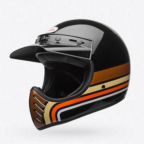 Bell LE Moto-3 Stripes Full Face Helmet