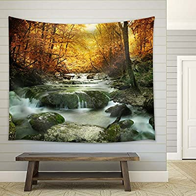 Pretty Piece of Art, Classic Design, Beautiful Spring in The Forest