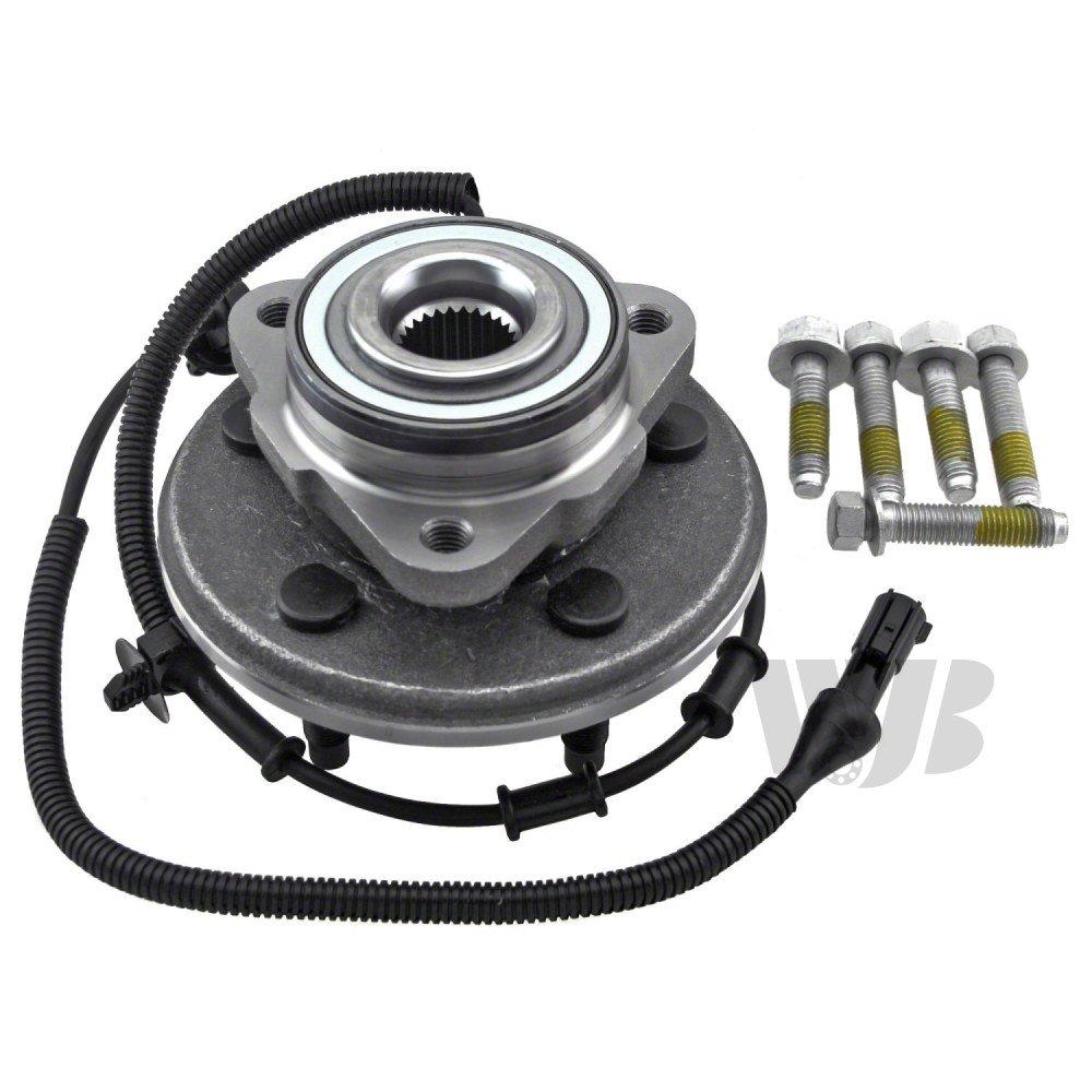 WJB WA515050 Timken SP470200 Moog 515050 Front Wheel Hub Bearing Assembly Cross Reference SKF BR930456