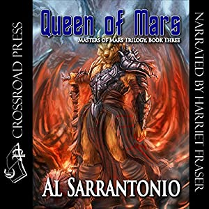 Queen of Mars Audiobook