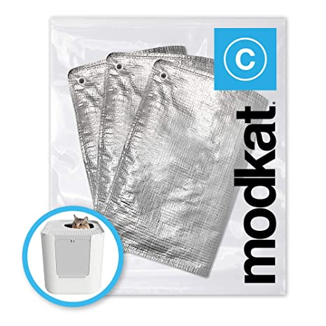 Modkat XL - Recambios de Revestimiento Tipo C (3 Unidades ...