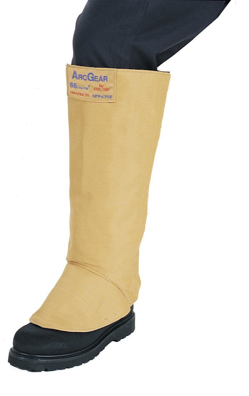 Steel Grip AG65L Nomex IIIA and Kevlar Legging