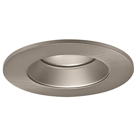 Halo recessed tl402sns 4 inch led trim shower rated solite halo recessed tl402sns 4 inch led trim shower rated solite regressed lens with reflector audiocablefo Light gallery