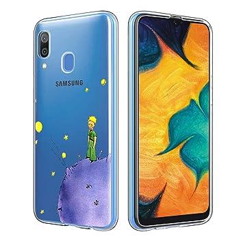 Yoedge Funda Samsung Galaxy A30, Ultra Slim Cárcasa Silicona ...