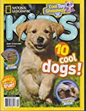 Best National Geographic Magazines For Kids - National Geographic Kids Magazine September 2016 Review