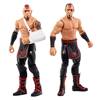WWE Konner & Vicktor 2-Pack: Toys & Games