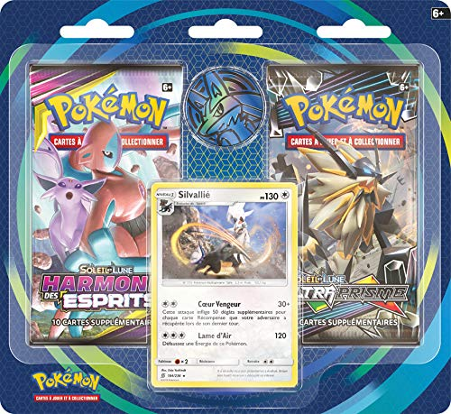 Pokemon PACK01SL11 POK 2 BOOSTERS