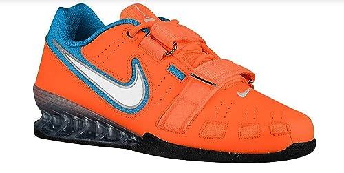 Ii Powerlifting Da Nike Orange Total Uomo Scarpe White Romaelos 3jAR4L5