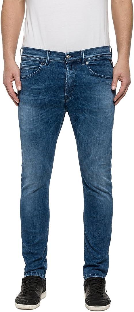 REPLAY Ezhir Jeans para Hombre
