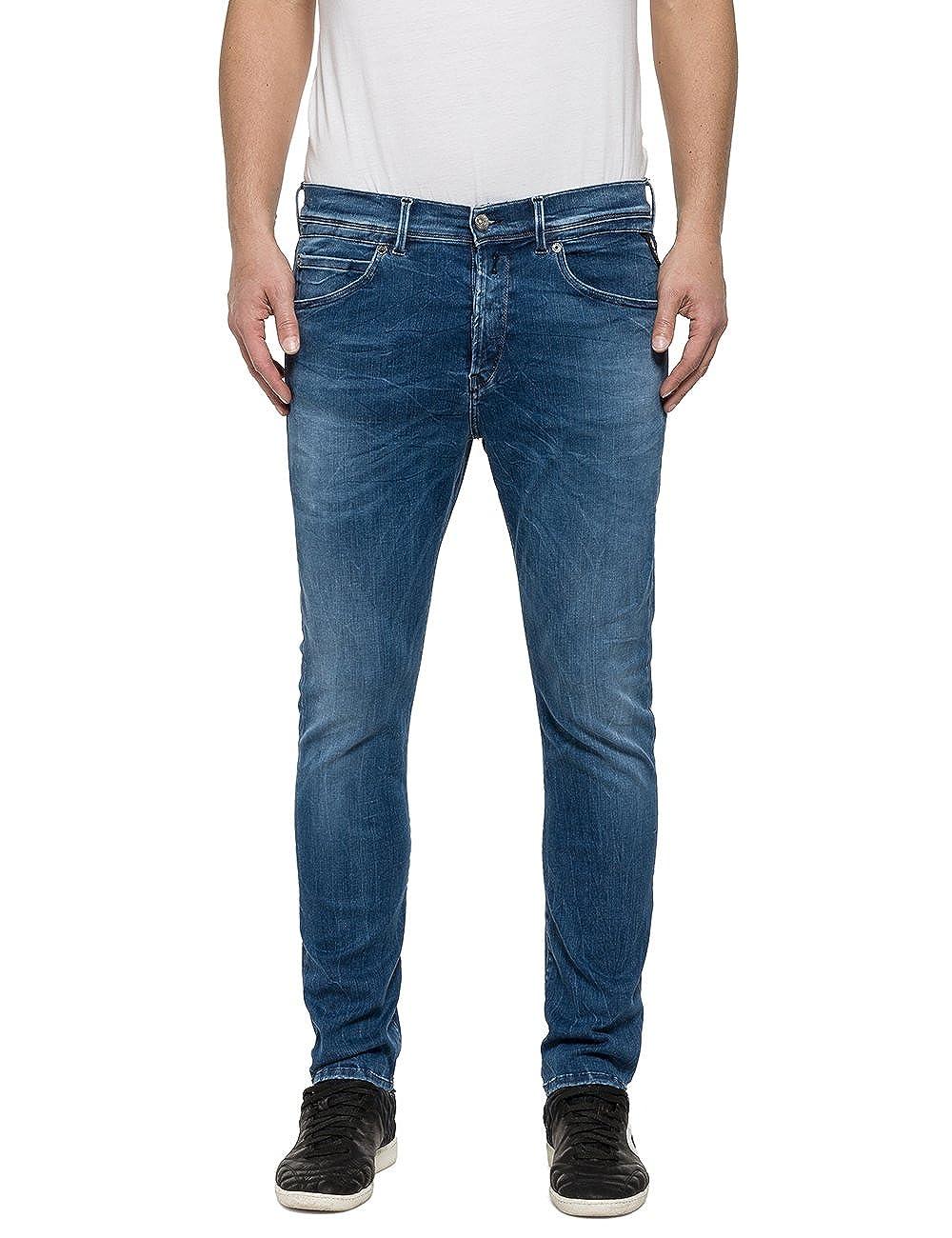 REPLAY Ezhir, Jeans para Hombre