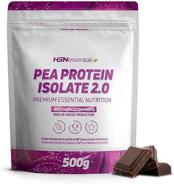 Proteína de Guisante Aislada de HSN | Pea Protein Isolate | Vegan ...